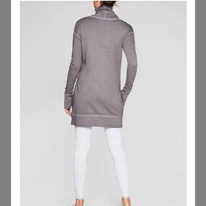 c3bf971dd00 Athleta Dresses - Athleta Eco wash Turtleneck Sweatshirt Dress